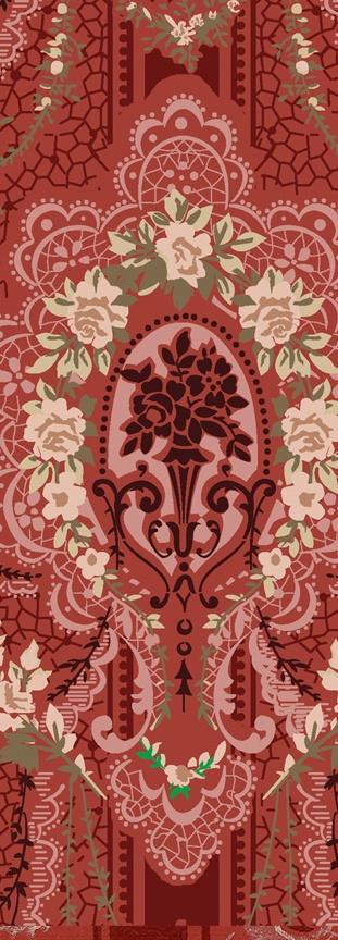 Historic wallpaper I just love it Pinterest 311x864