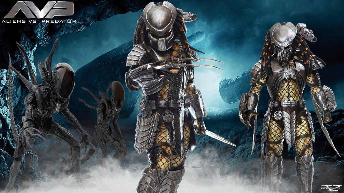 Alien Vs Predator Hd Wallpapers: Alien Vs Predator HD Wallpapers