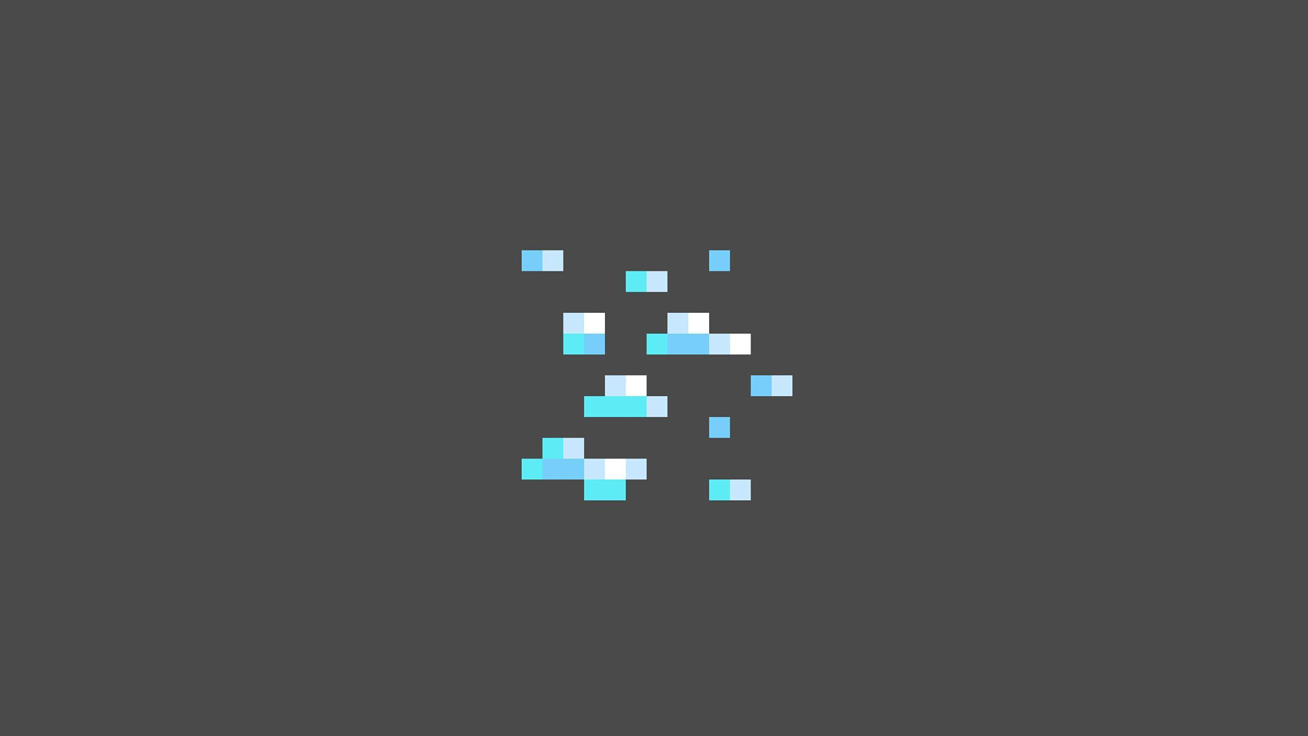Diamond Ore   Minecraft Wallpaper 15749 2560x1440