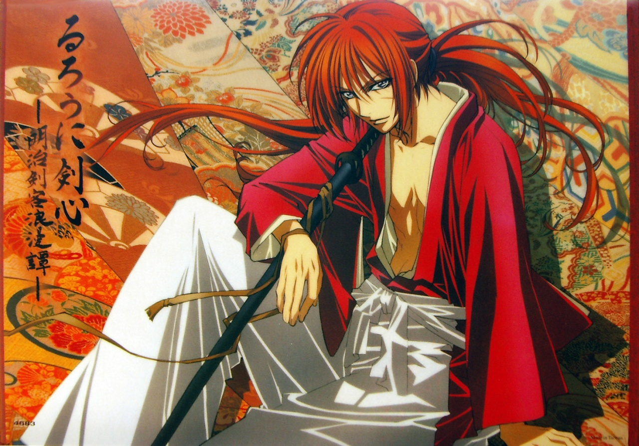 Online Photo Editor - m Pictures of kenshin himura
