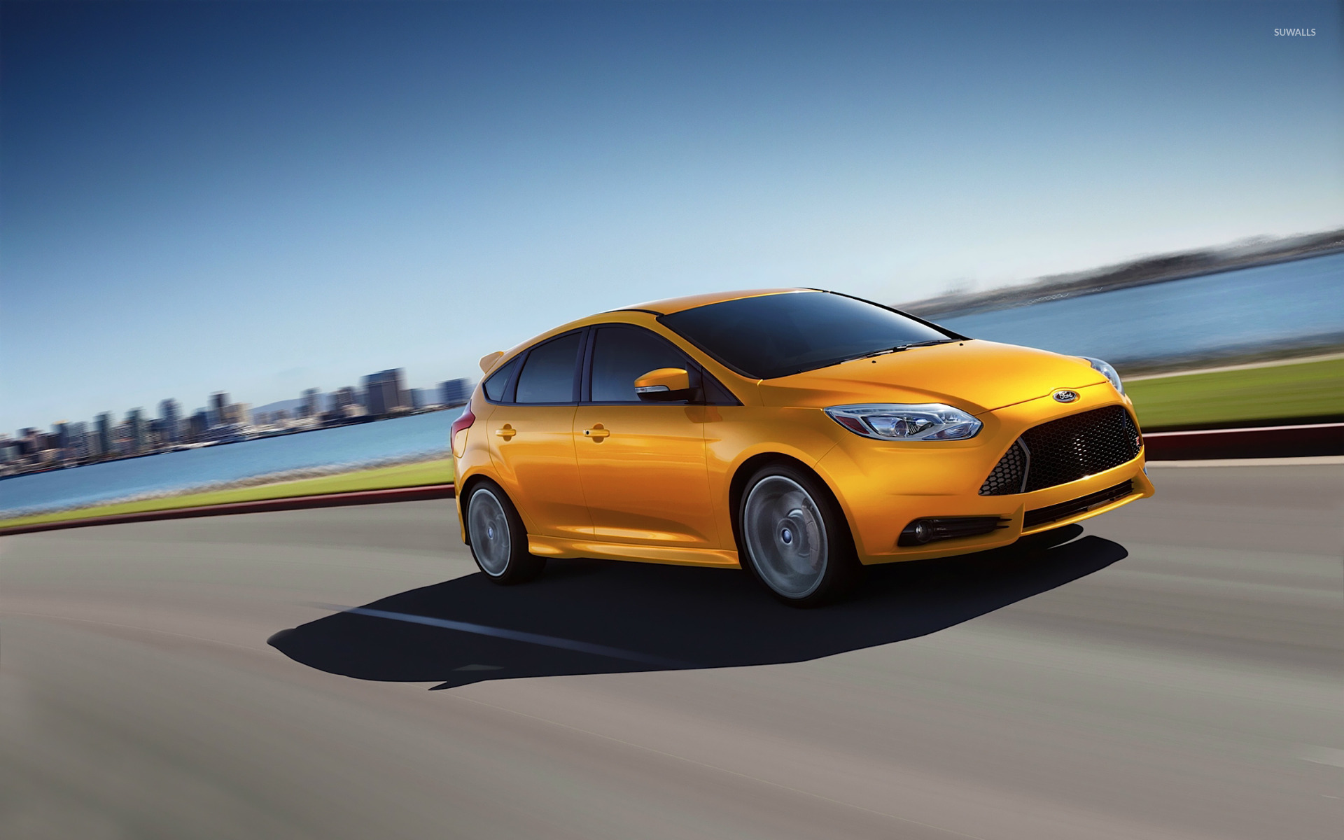 2013 Ford Focus ST wallpaper   Car wallpapers   17191 1680x1050