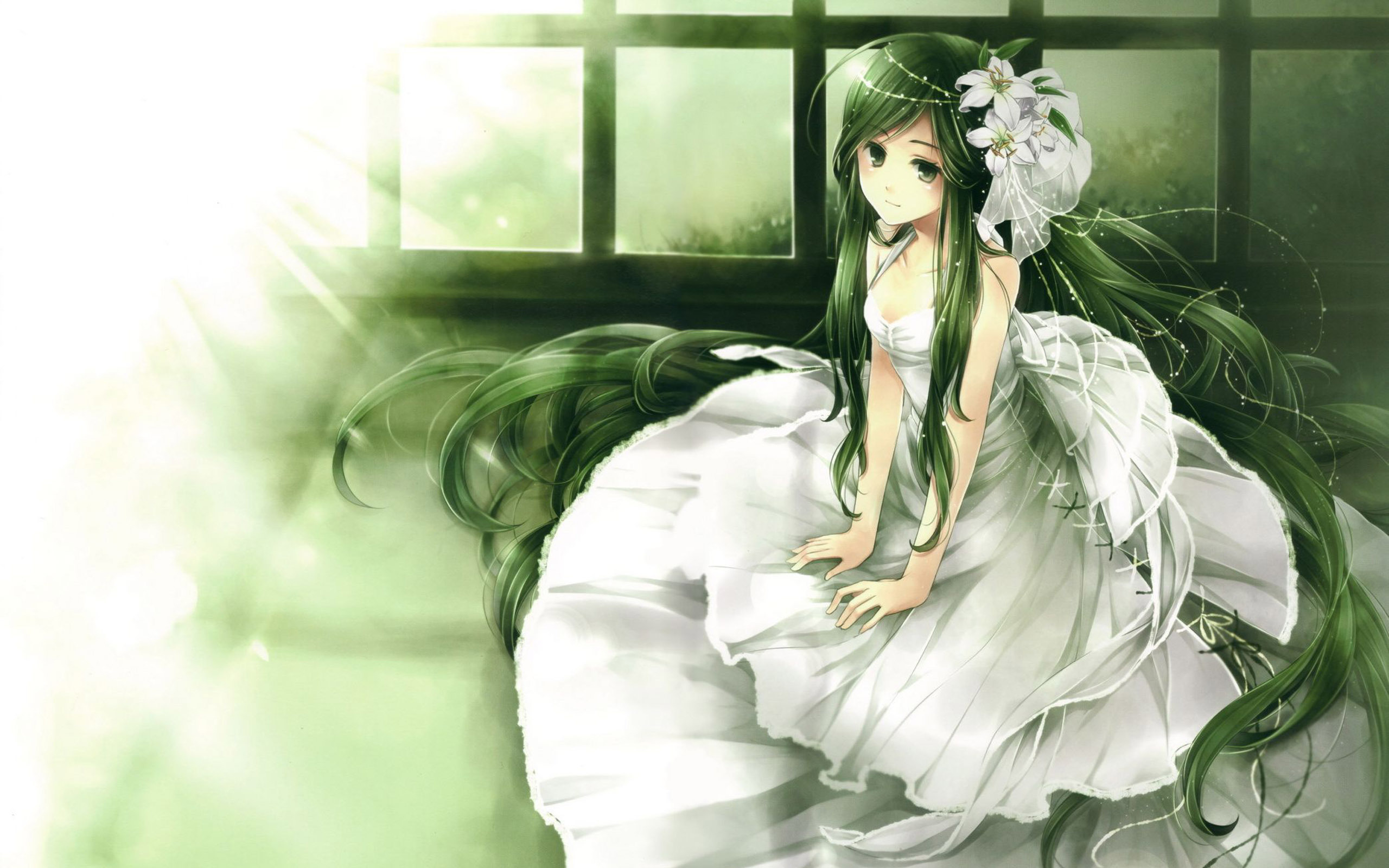 Wallpaper Wedding Bride 2 Anime Wallpapers V3 Wallpaper Site Pictures 2560x1600