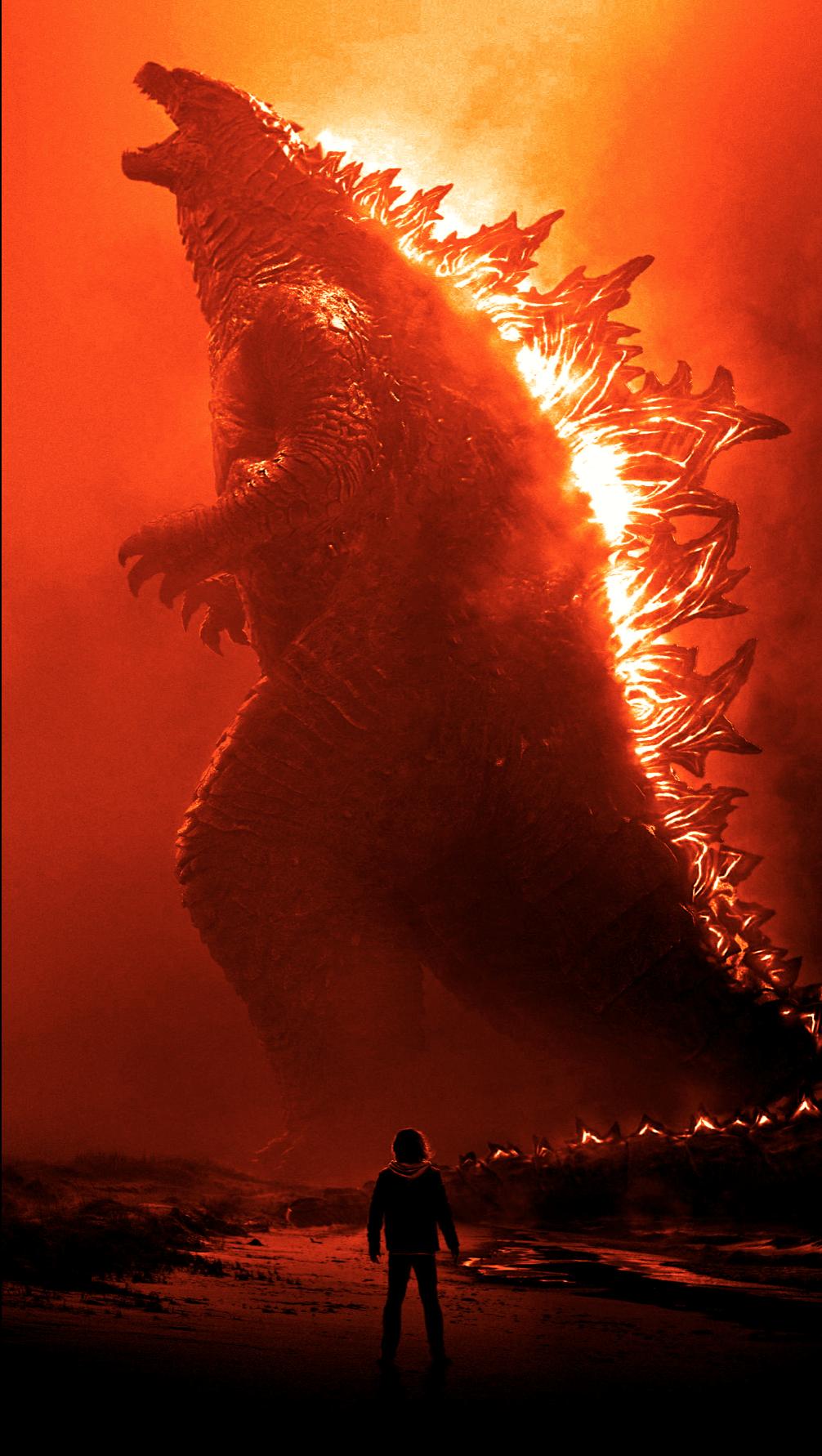 Godzilla 4k Wallpaper HD Godzilla wallpaper All godzilla 1006x1782