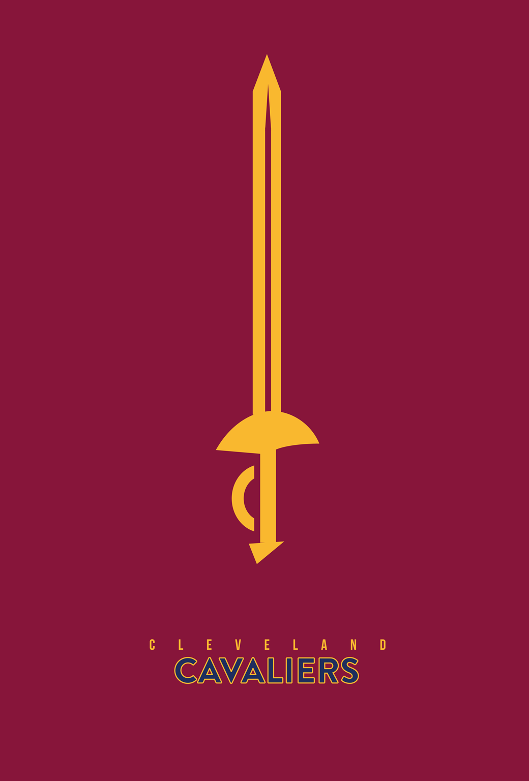 Fan Wallpapers Cleveland Cavaliers 1040x1536