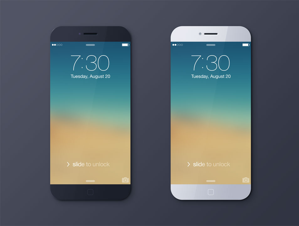 iPhone 6 white color Desktop Backgrounds for HD Wallpaper 954x721