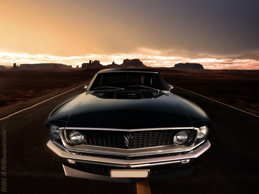 Ford Mustang 1969 Wallpapers The Art Mad Wallpapers 1032x774