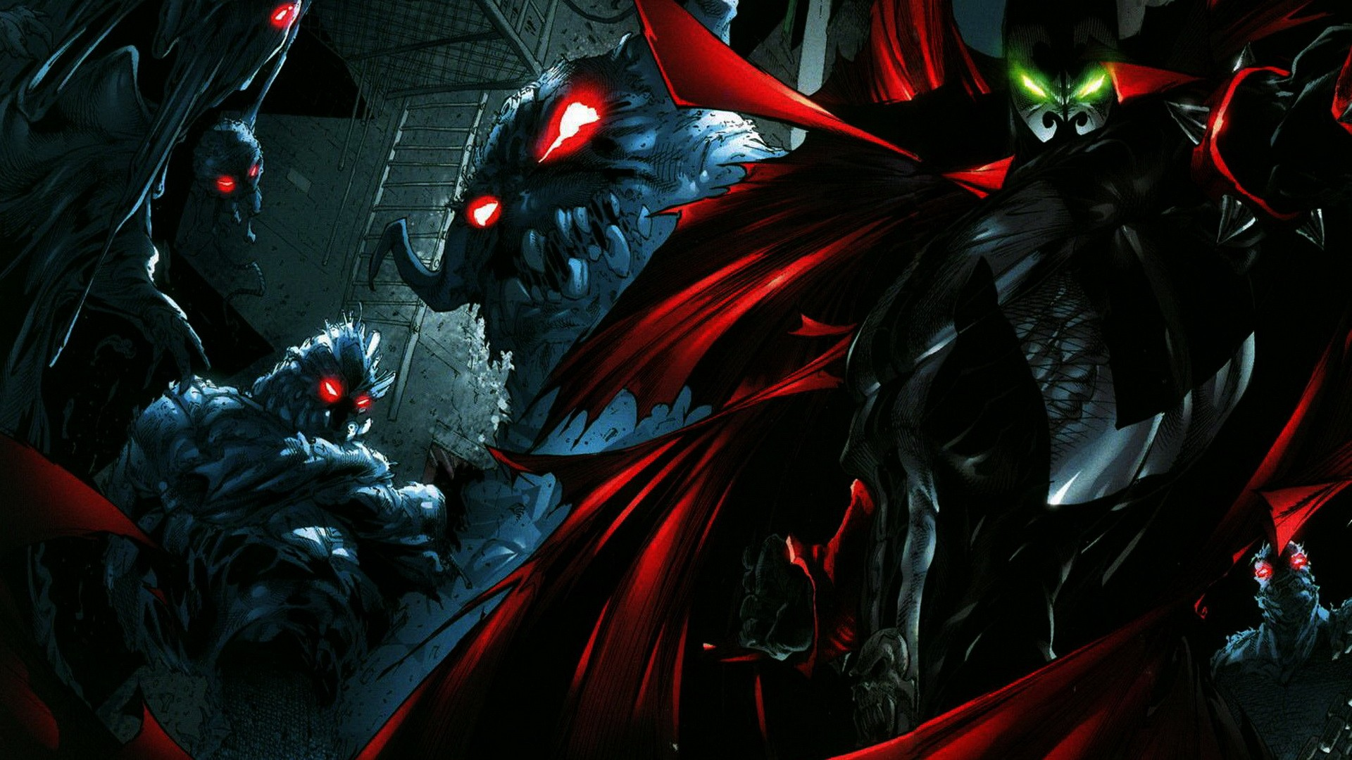 Spawn Wallpapers HD-1