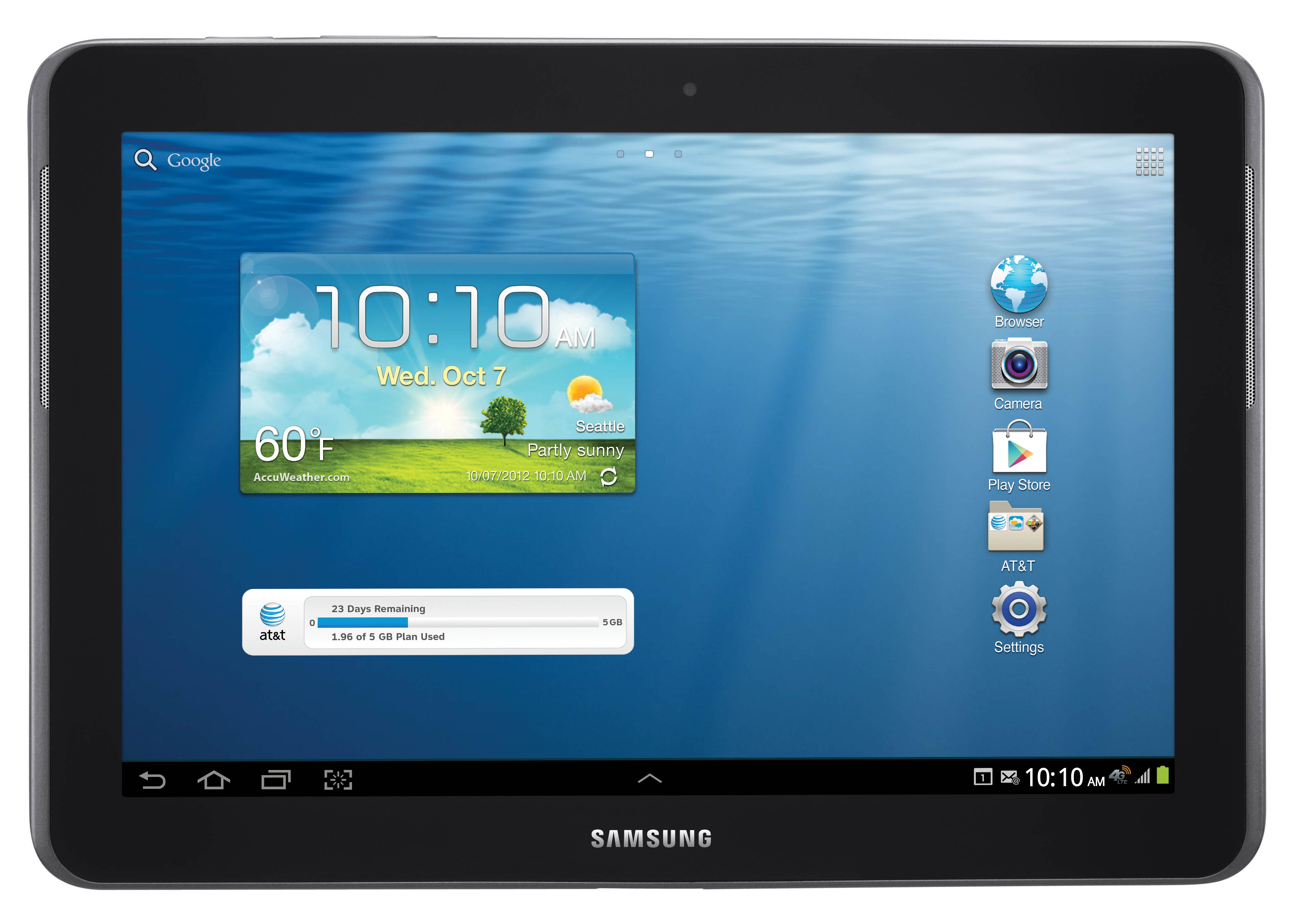 Samsung Tablet Pictures 3779x2688