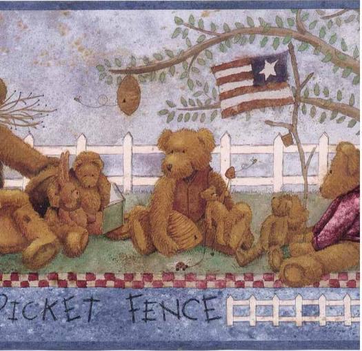 Country Bear Wallpaper Border   Wallpaper Border Wallpaper inccom 525x508