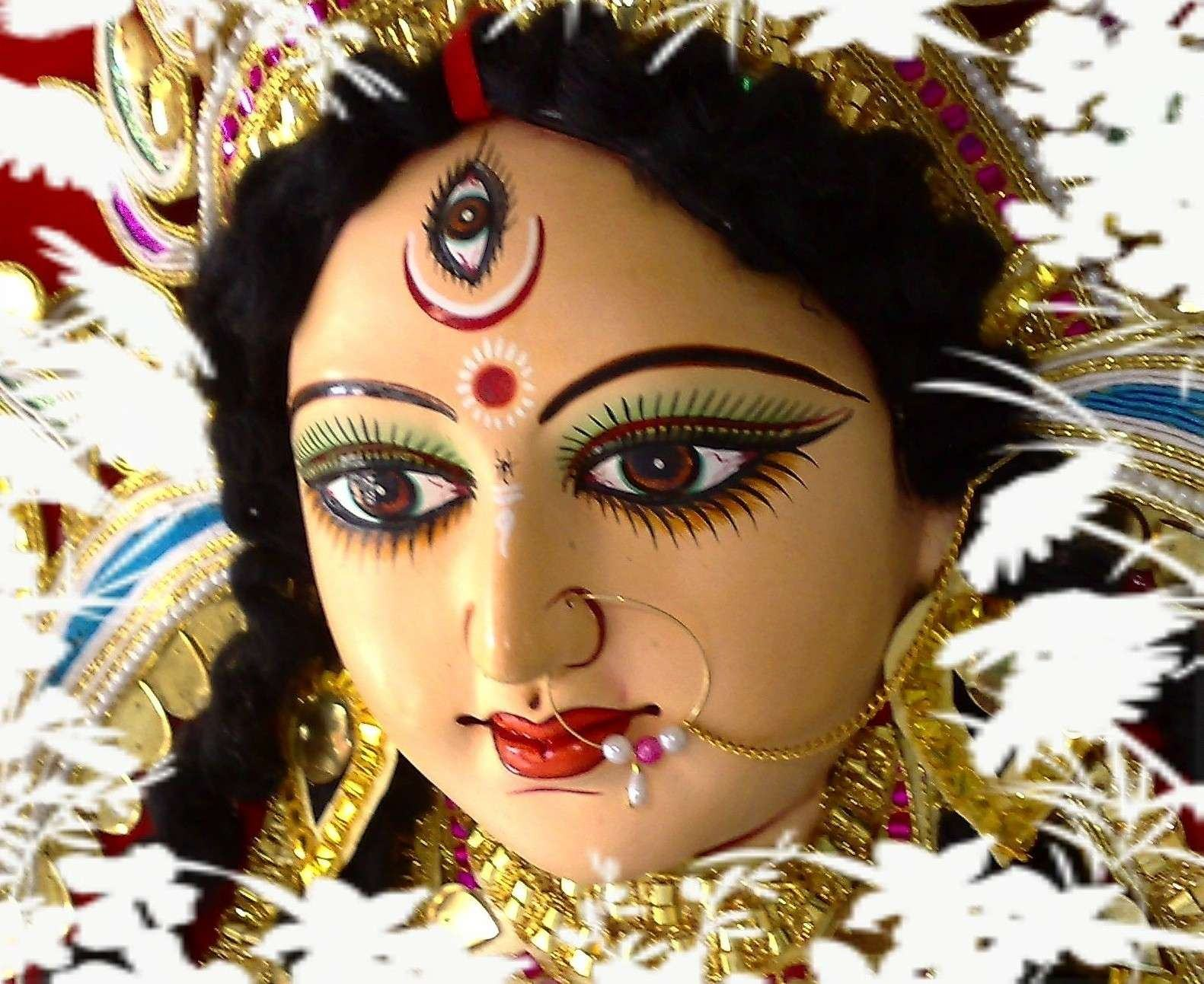Durga Maa Pictures Goddess Wallpapers wallpapers backgrounds Gods 1581x1293