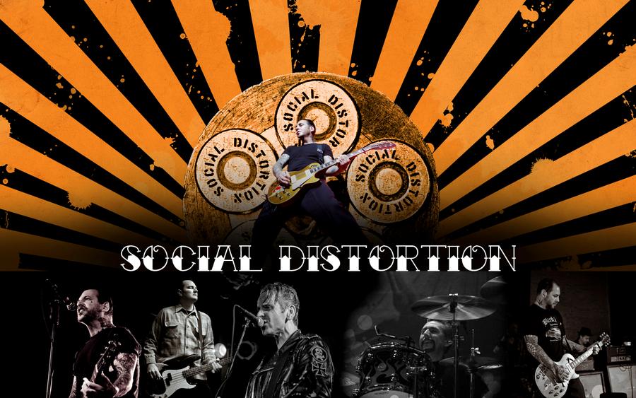 social distortion wallpaper by eRIOToman 900x563