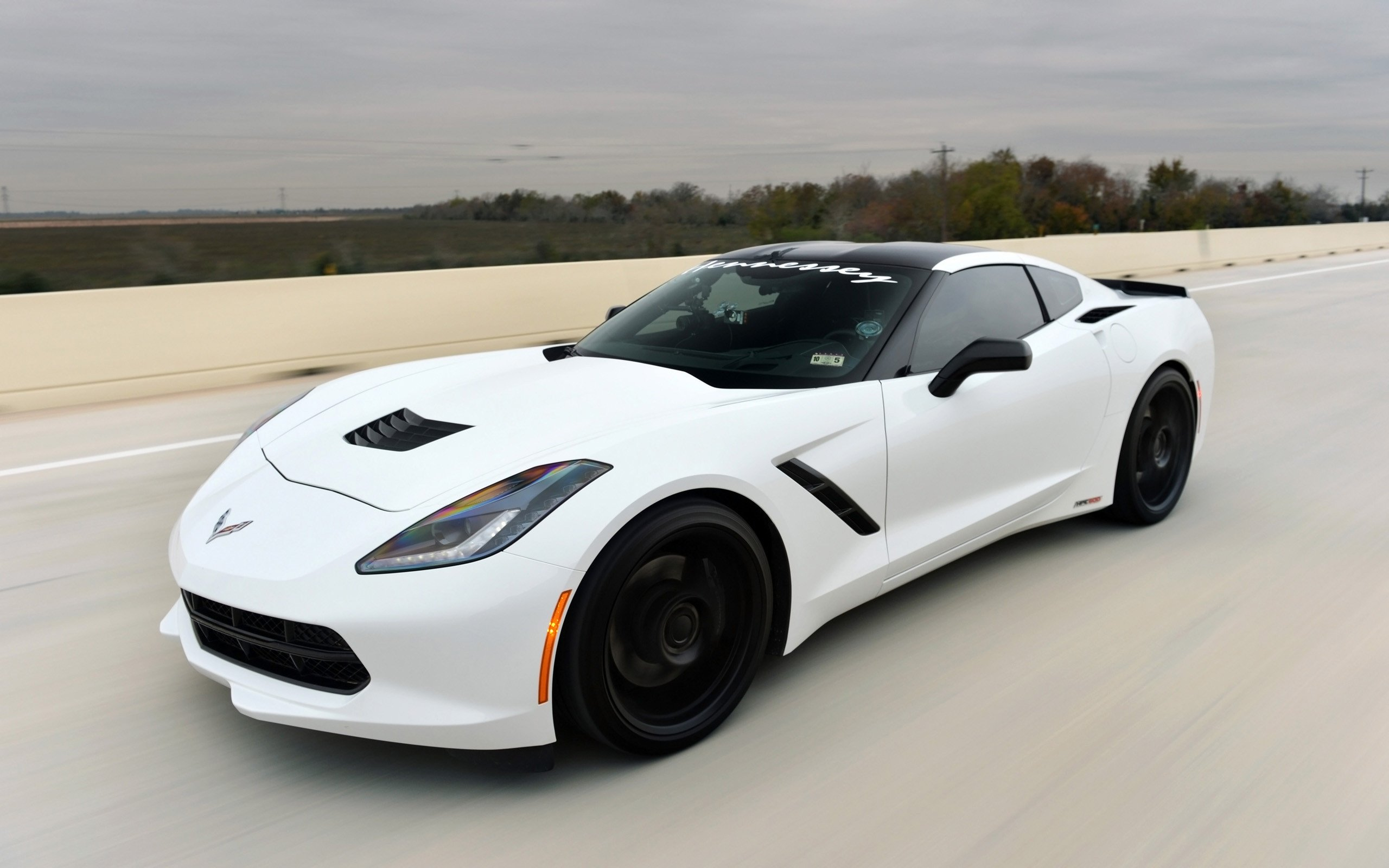 Corvette Stingray 2015 Wallpapers HD 2560x1600