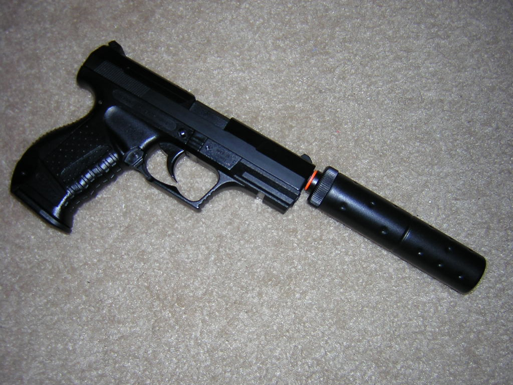 HFC Walther P99 by timesplitter88 1024x768