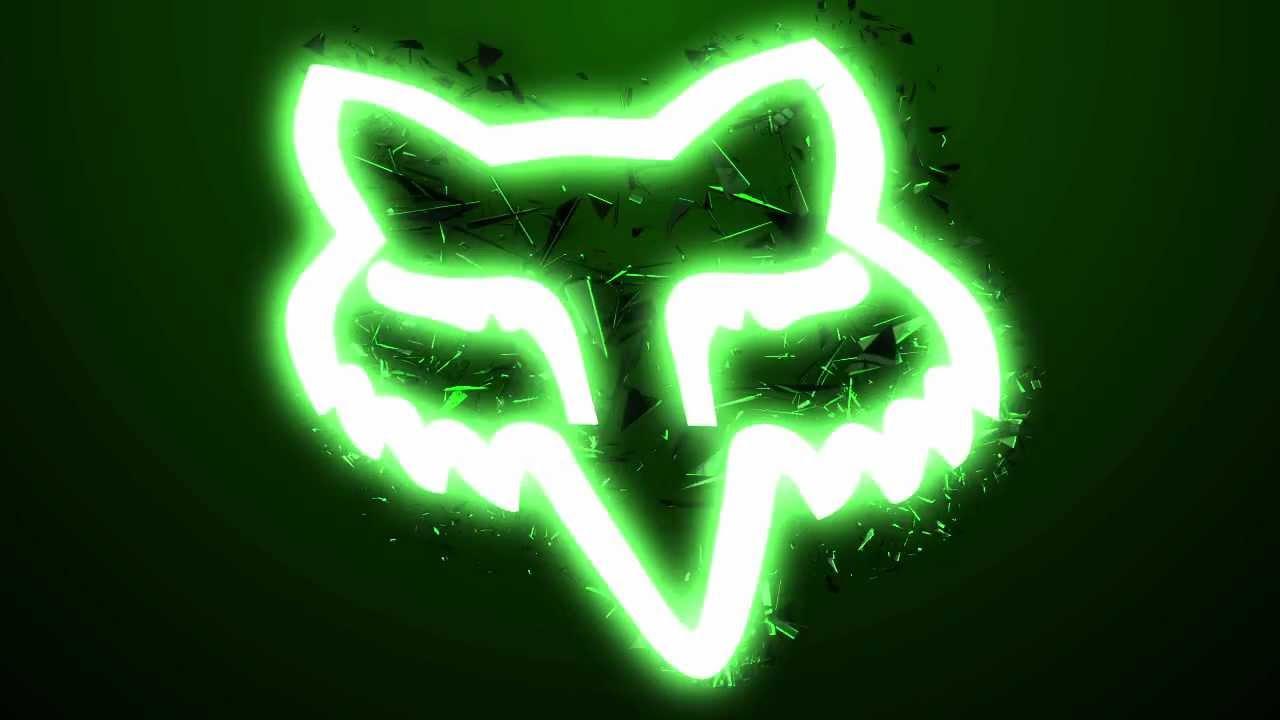 CREATION Logo FOX RACING anim TUTO 100 JAIME 1280x720