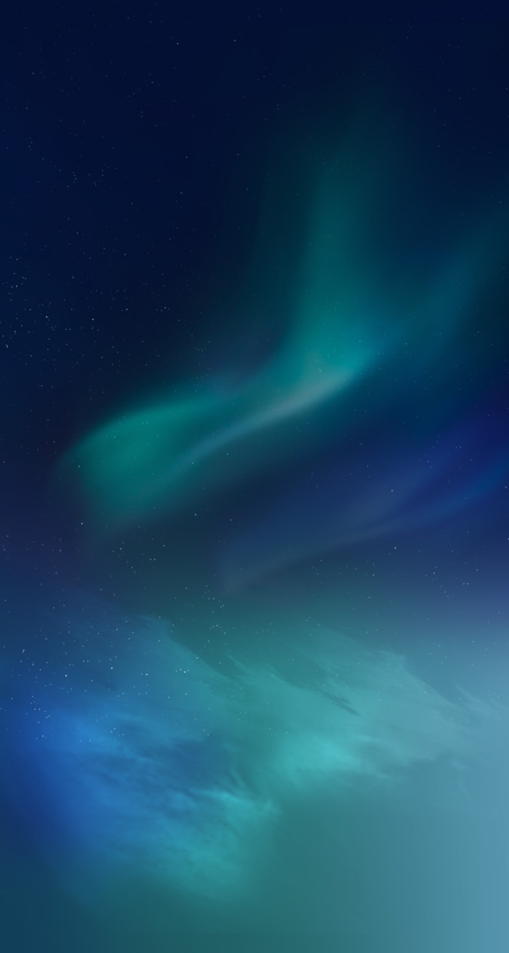 Wallpaper iphone 5 - Northern Lights Iphone 5 Wallpaper By Anxanx Customization Wallpaper