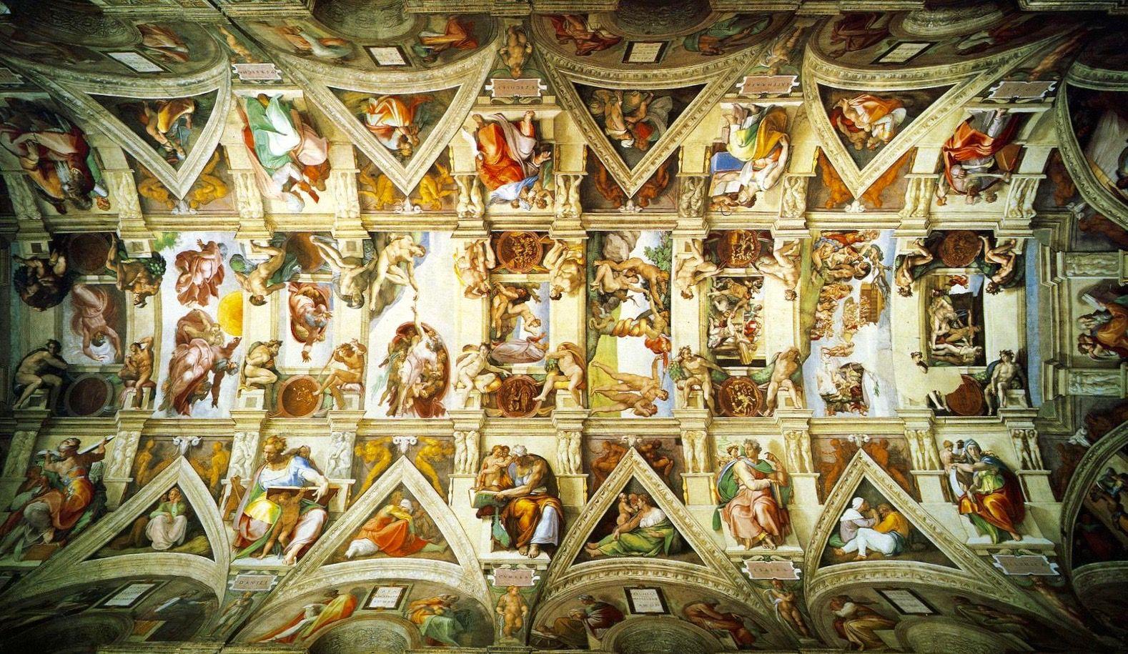 Michelangelo Wallpapers   Top Michelangelo Backgrounds 1578x915