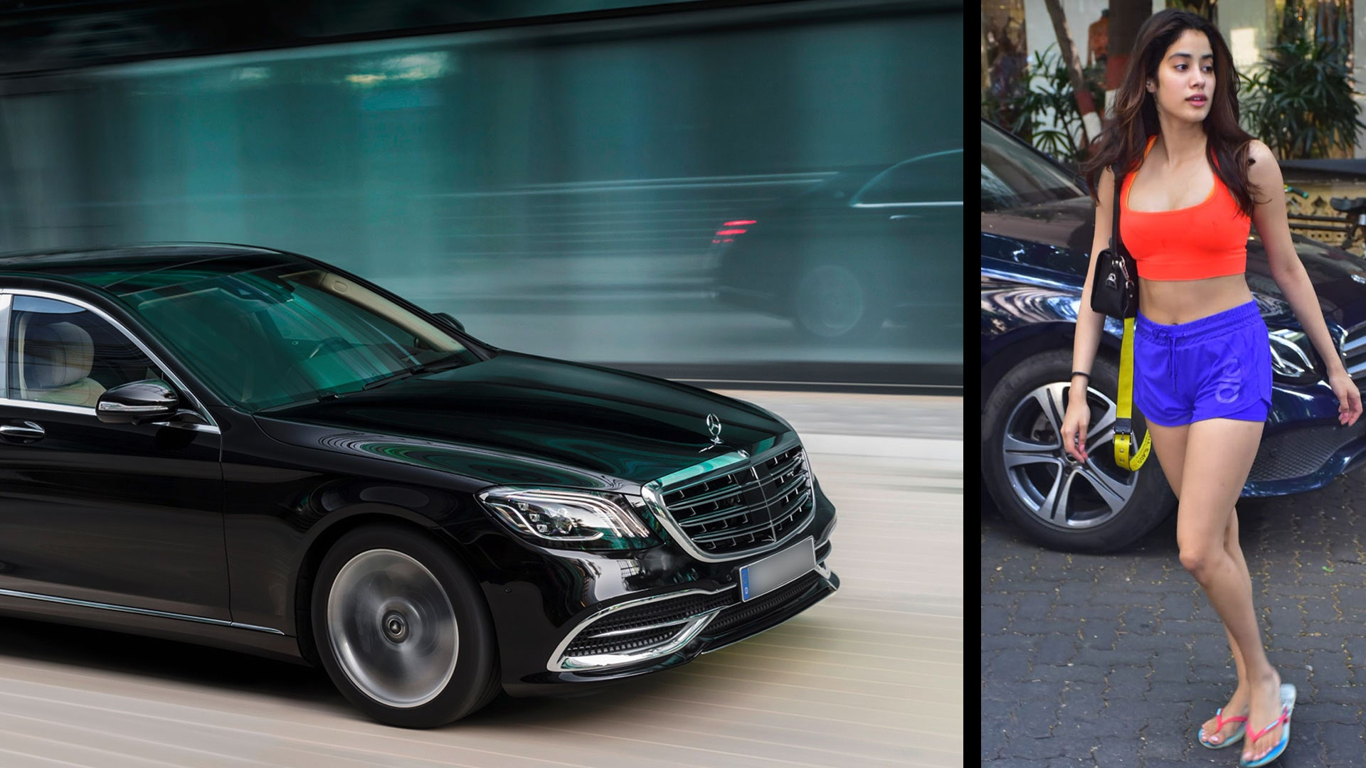 Janhvi Kapoor is now the proud owner of a 2 crore Mercedes 1920x1080