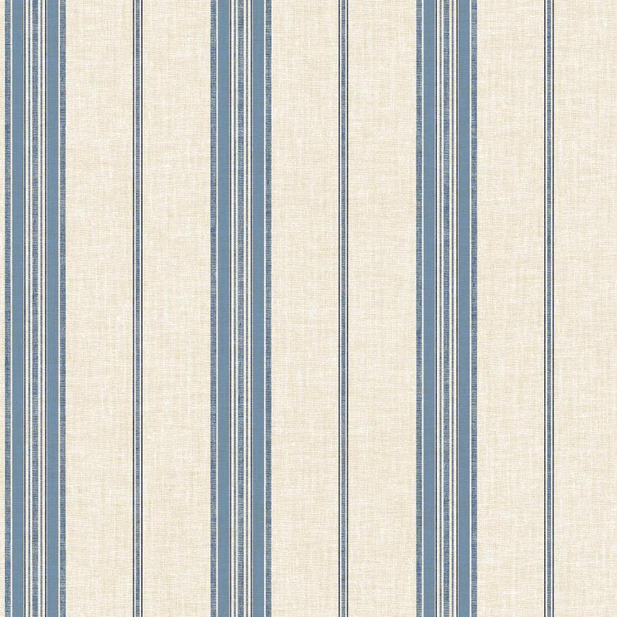 Blue Peelable Paper Prepasted Classic Wallpaper Lowes Canada 900x900
