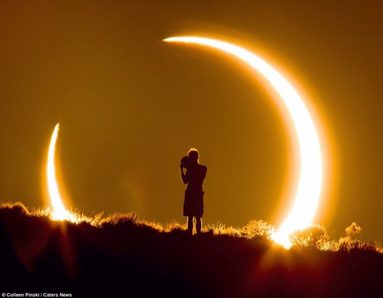 eclipse solar wallpaper - ForWallpaper.com
