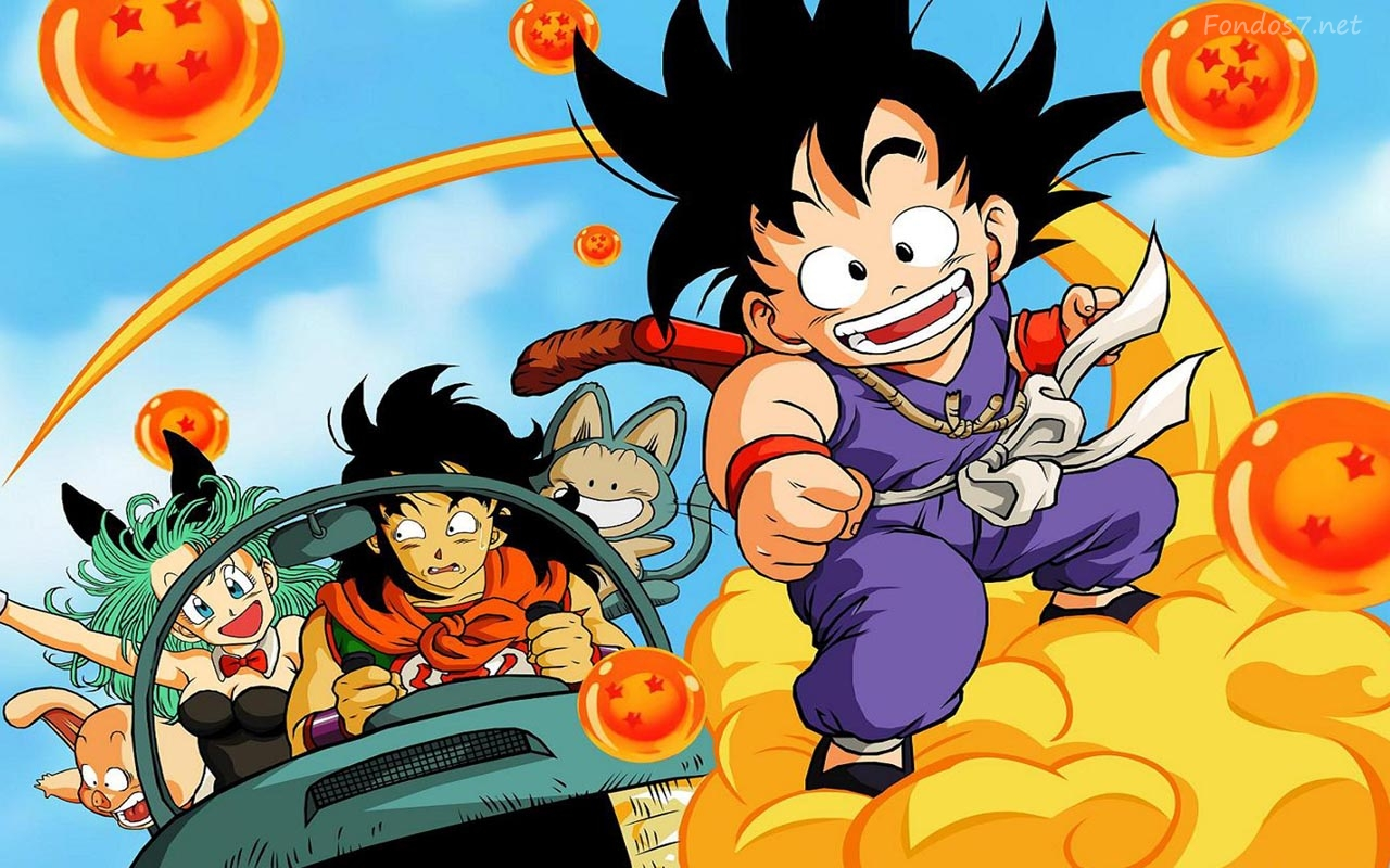 Dragon Ball 2010 1280x800