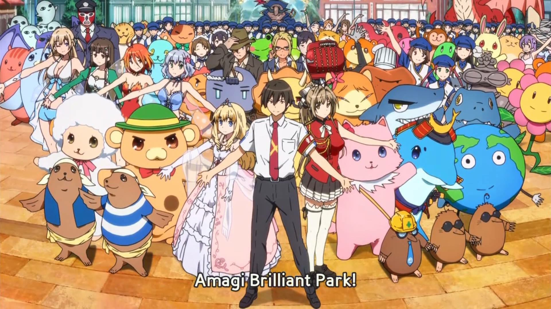 Amagi Brilliant Park Wallpaper 17   1920 X 1080 stmednet 1920x1080