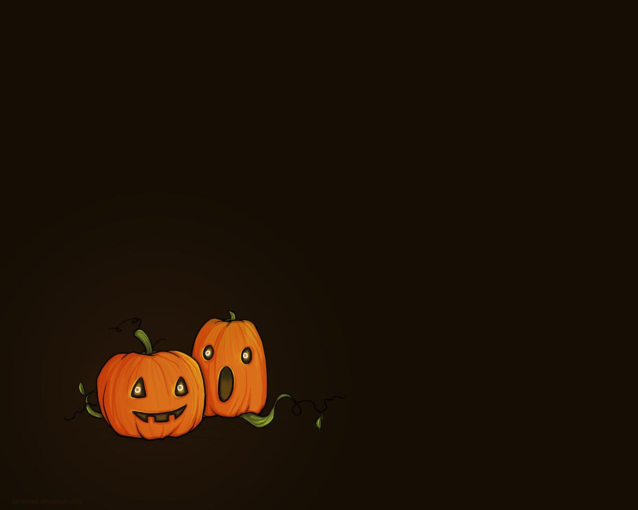 Pumpkins Thanksgiving Wallpaper HD Wallpaper WallpaperLepi 1280x1024