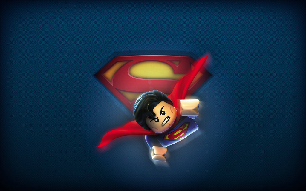 Free Download Superman Lego Wallpaper By Dr00peur 1024x640 For Your Desktop Mobile Tablet Explore 49 Cool Lego Wallpaper Cool Star Wars Wallpapers Hd Lego Background Wallpaper Batman Cool Wallpapers