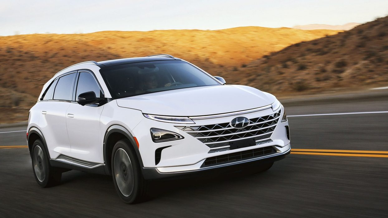 2019 Hyundai Nexo Engine High Resolution Wallpapers Best Car 1245x700