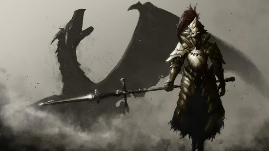 Download and view Dark Souls 2 Wallpapers HD LWP for Android 551x310