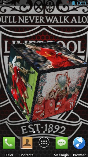 Liverpool FC 3D Live Wallpaper is a live wallpaper for Liverpool FC 288x512