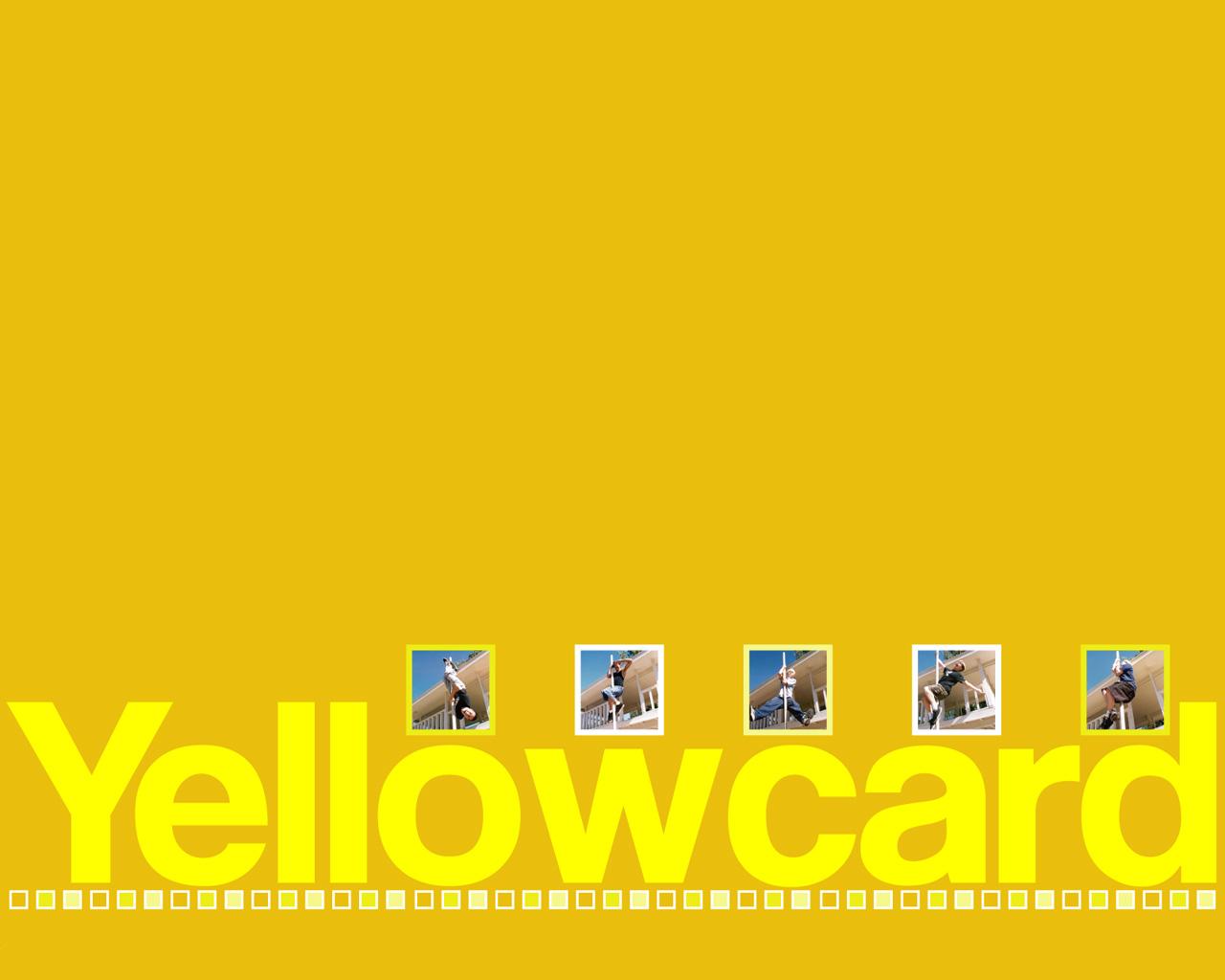 Yellowcard   Yellowcard Wallpaper 160750 1280x1024