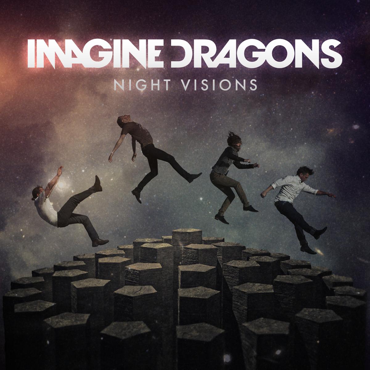 Imagine Dragons Night Visions Wallpaper Download