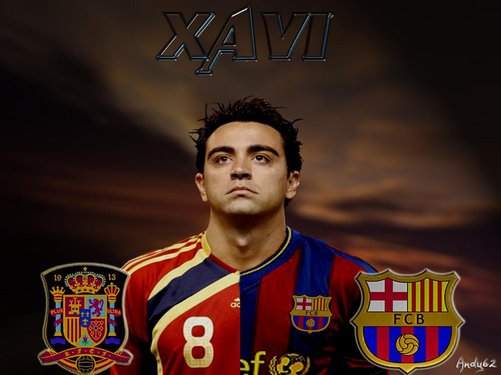 Xavi Hernandez Wallpaper Football Wallpaper 1024x768