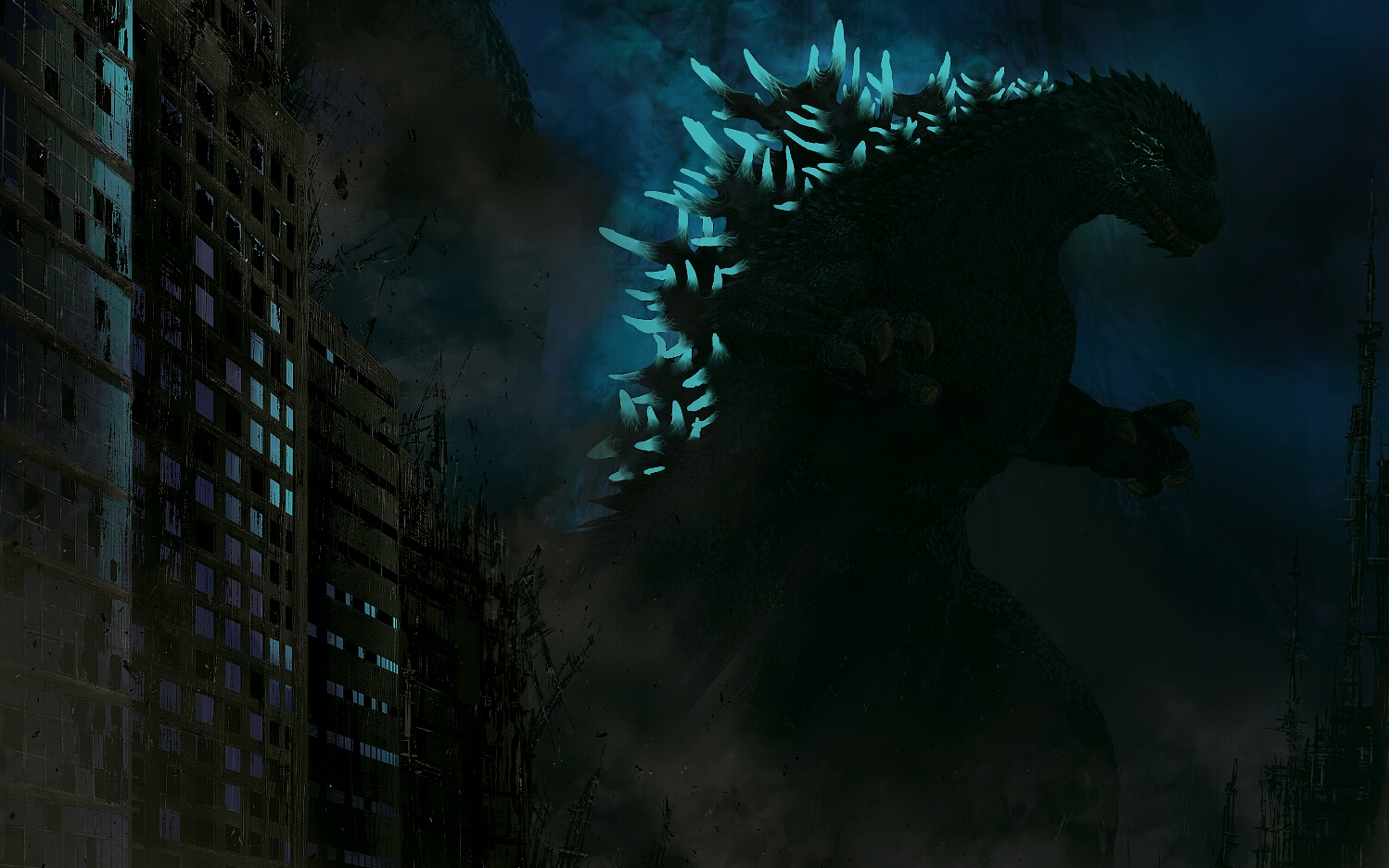 Godzilla Computer Wallpapers Desktop Backgrounds 1498x936