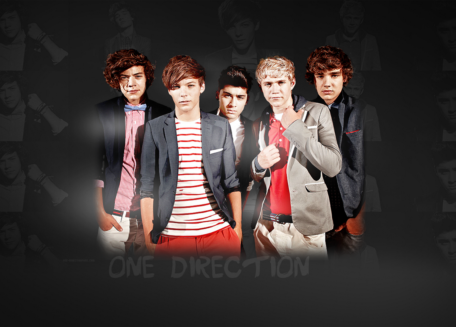 Wallpaper Iphone 5 One Direction One Direction Wallpaper For 1600x1147