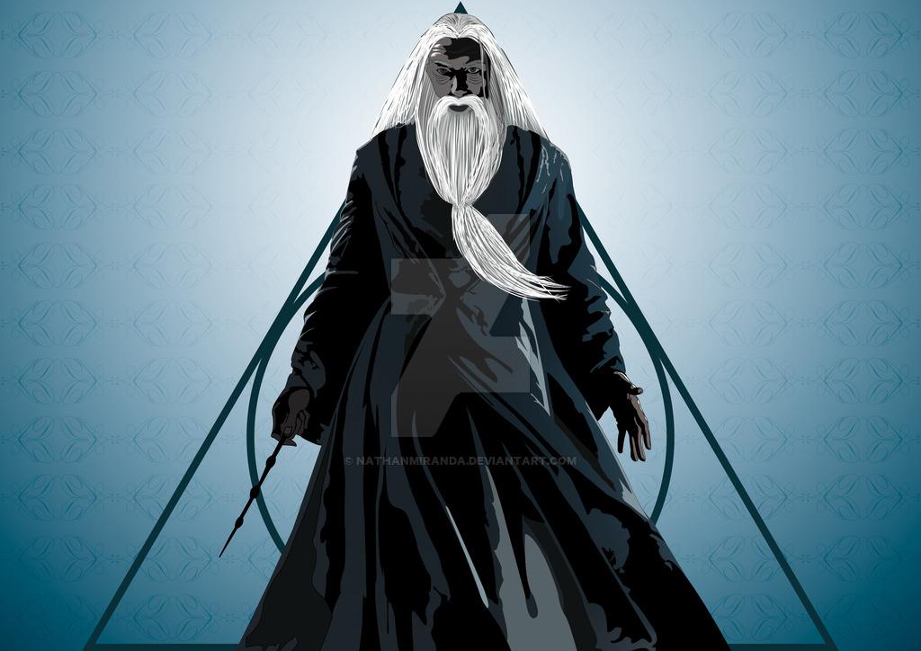 download Albus Dumbledore Vector by nathanmiranda [1024x724 1024x724