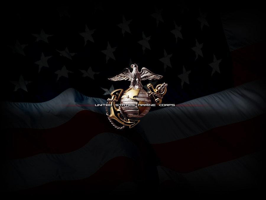 Marine Corp Desktop Wallpaper