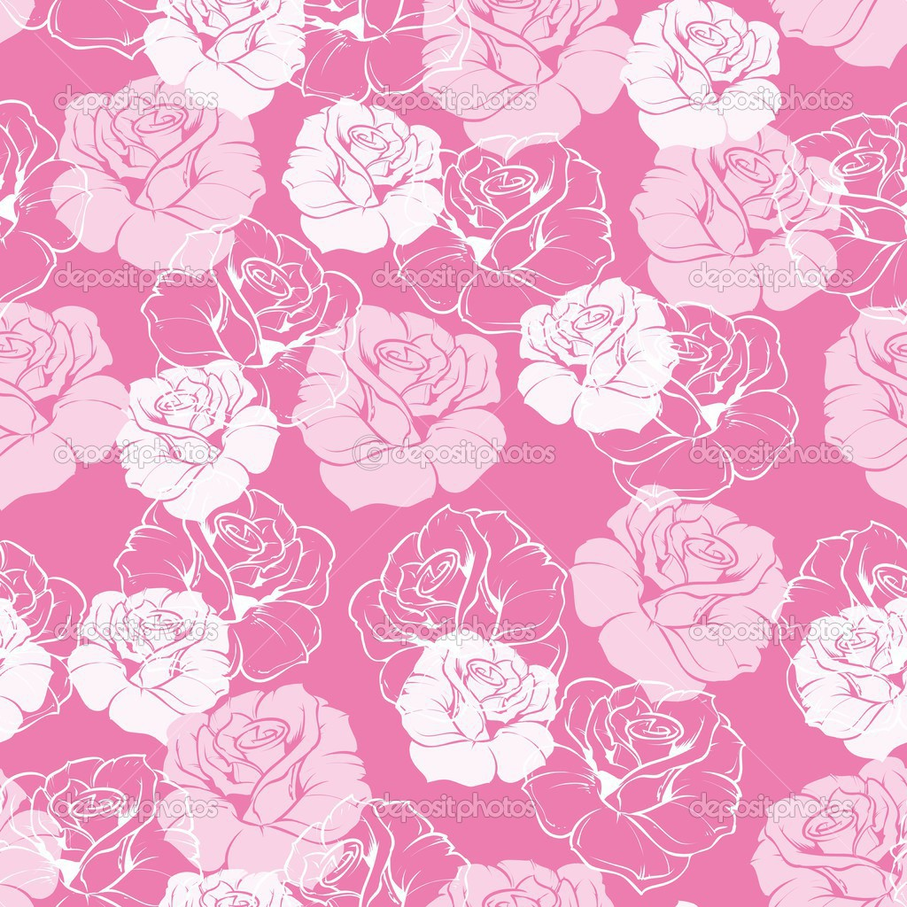 Pink And White Backgrounds