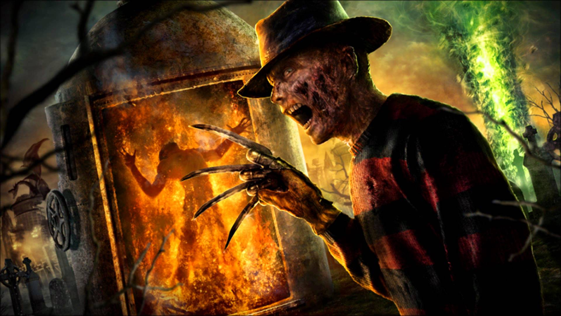 Freddy Krueger Wallpaper (70 Wallpapers) – HD Wallpapers