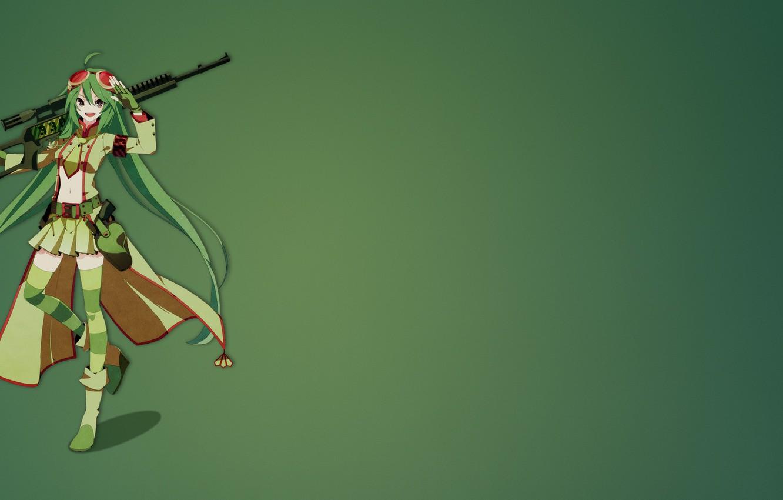 Wallpaper gun weapon anime sniper Flygon Sniper images for 1332x850