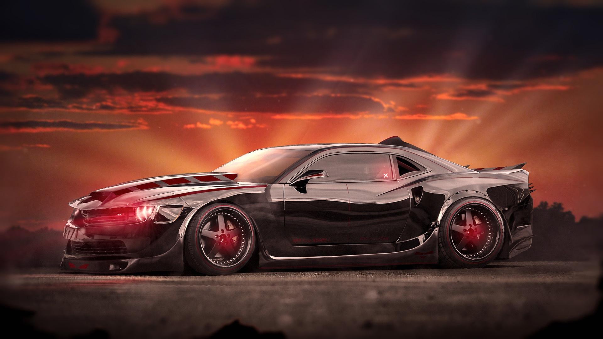 Camaro Wallpaper - WallpaperSafari