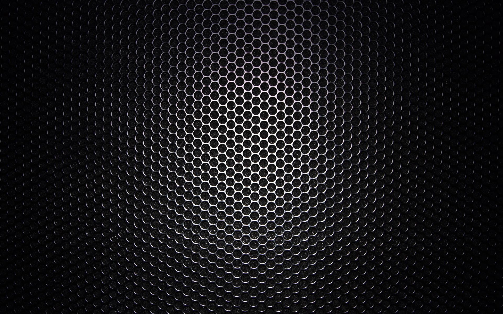 Free Download 1920x1200 Black Honeycomb Pattern Desktop Pc