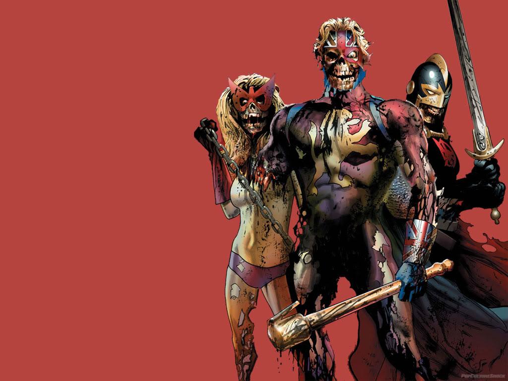 Download Marvel Zombie Wallpaper   HD Wallpapers 1024x768