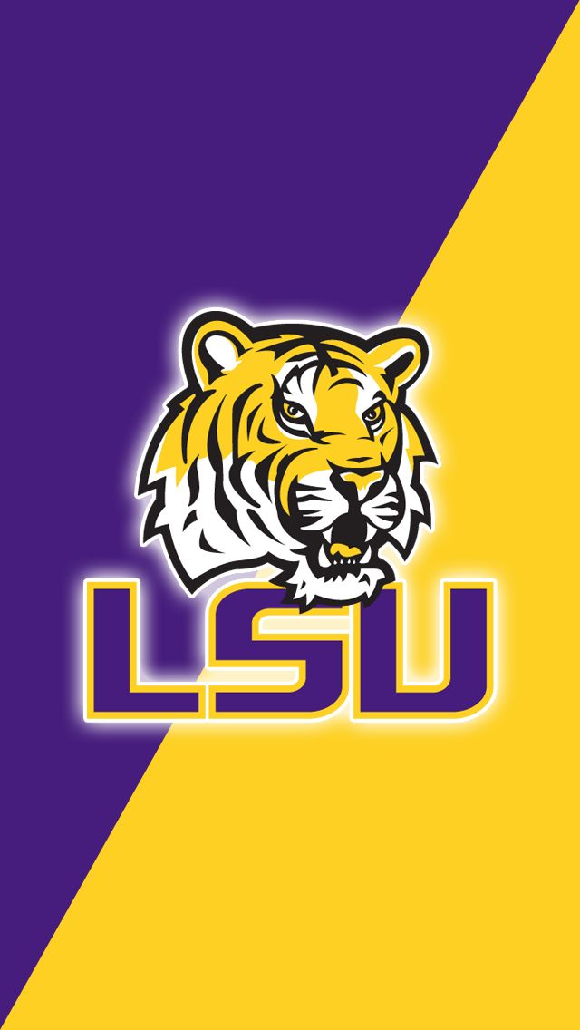 lsu tigers iphone wallpaper wallpapersafari