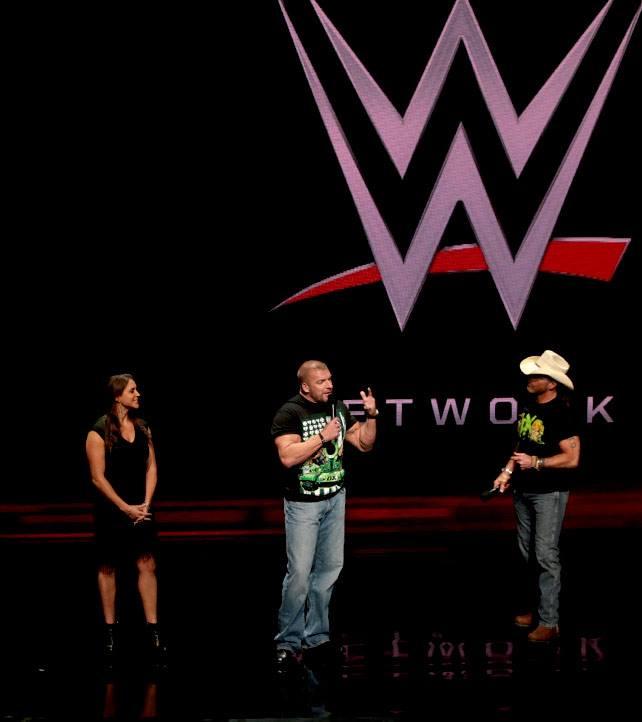 Dx Wallpaper: WWE Network Wallpaper