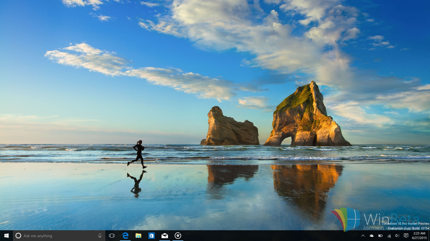 Windows 10 build 10154 Three new wallpapers appear ahead of RTM 1799x1012
