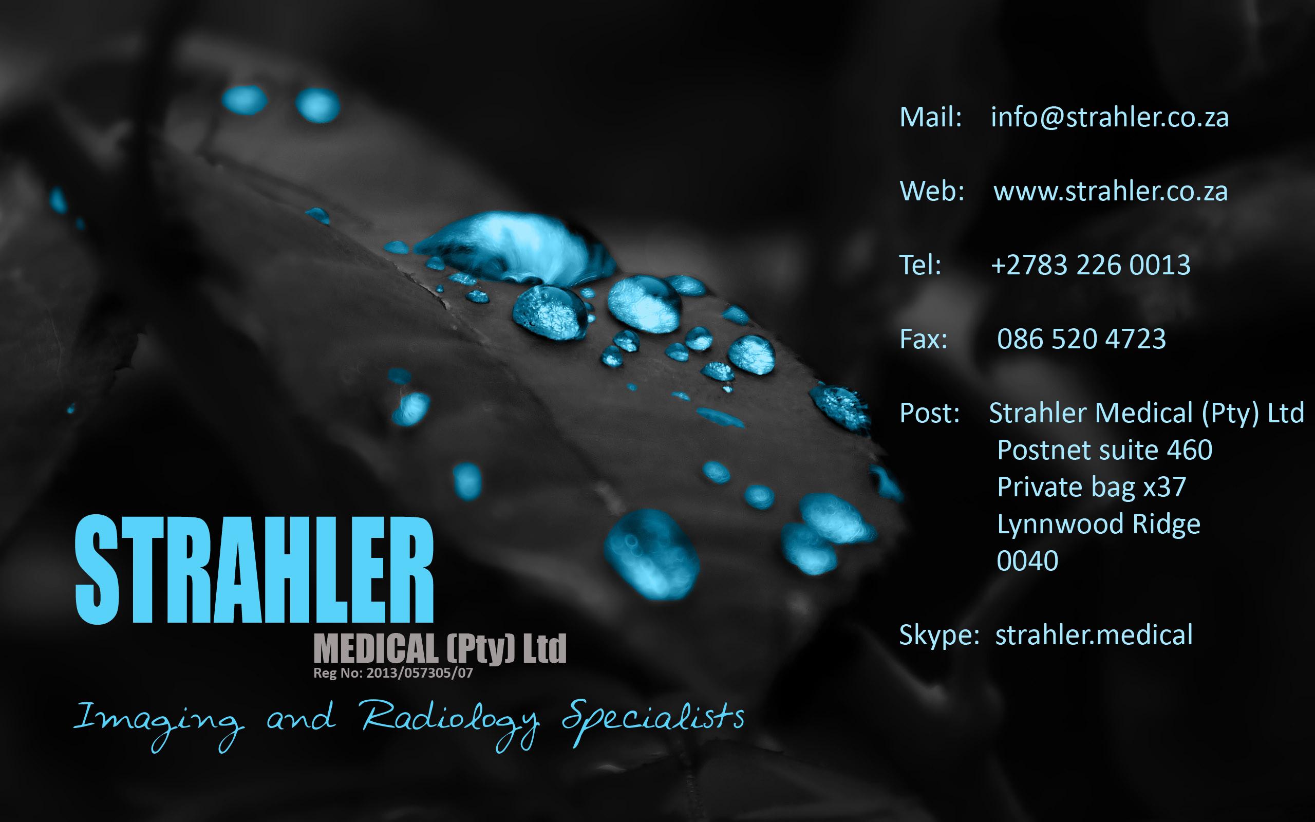Strahler Medical Pty Ltd Wallpapers 2560x1600