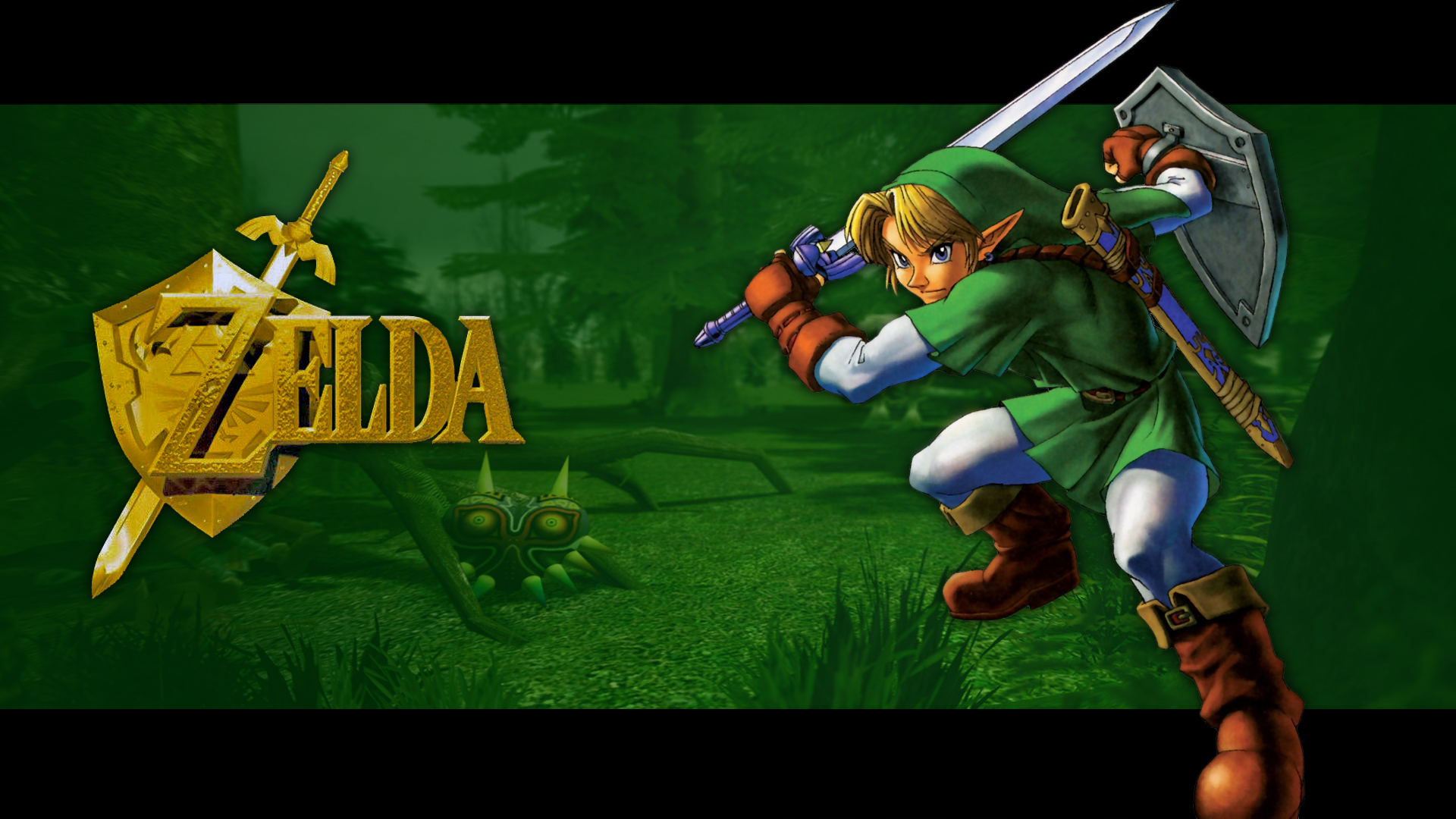 Games Wallpapers   Link   Legend Of Zelda 1920x1080 wallpaper 1920x1080