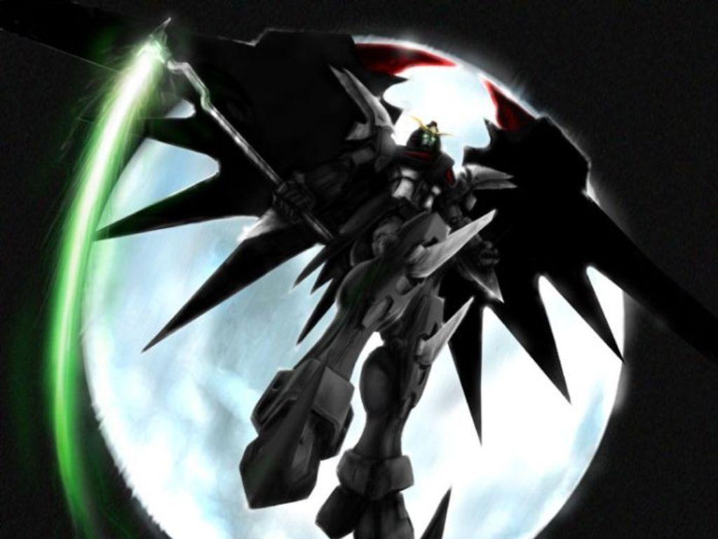Gundam Wing Deathscythe Wallpaper  Gundam 1024x768