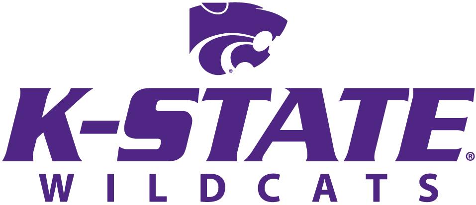 Kansas State Wildcats Wordmark Logo   NCAA Division I i m NCAA i m 957x413
